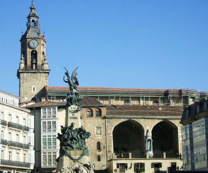 tourism in Vitoria Gasteiz the best city in Spain