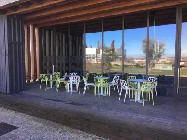 Cafeteria del Ataria.