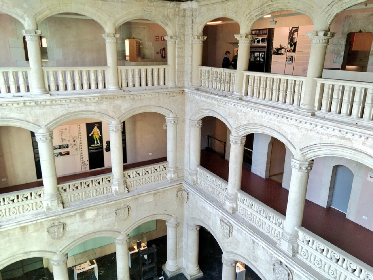 palacio bendaña en Vitoria