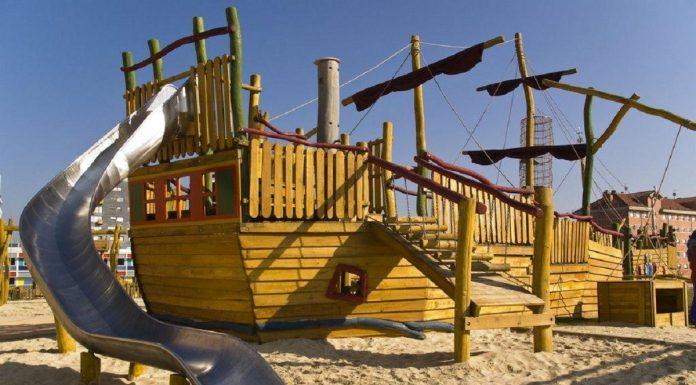 Parque Galeón pirata Vitoria